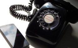 迷惑電話の撃退でおもしろい「根元から絶つ?」みたいな方法!